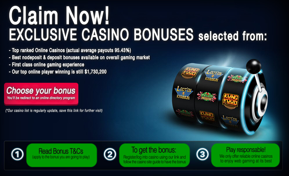 Bonus casino online play wheeling casino directions